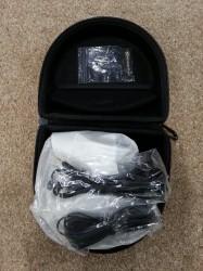 Yamaha HPH-PRO500 Headphone Case Internals