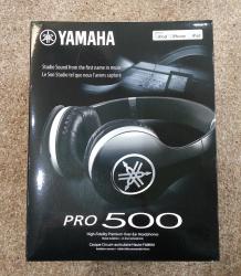 Yamaha HPH-PRO500 BOX