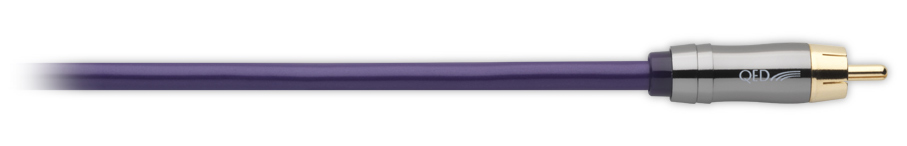QED Performance Digital Audio Coaxial Cable