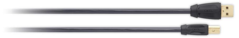 QED Performance USB Graphite A - B