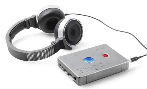 Chord Electronics Hugo DAC and Headphones