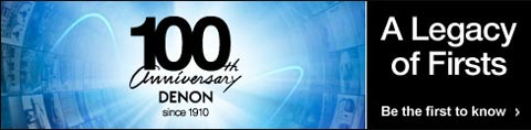 Denon 100th Anniversary