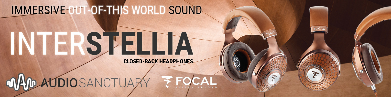 Focal Stellia Closed-Back Headphones | Audio Sanctuary