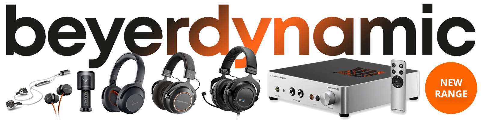 Beyerdynamic Audio Products Range - Available At Audio Sanctuary