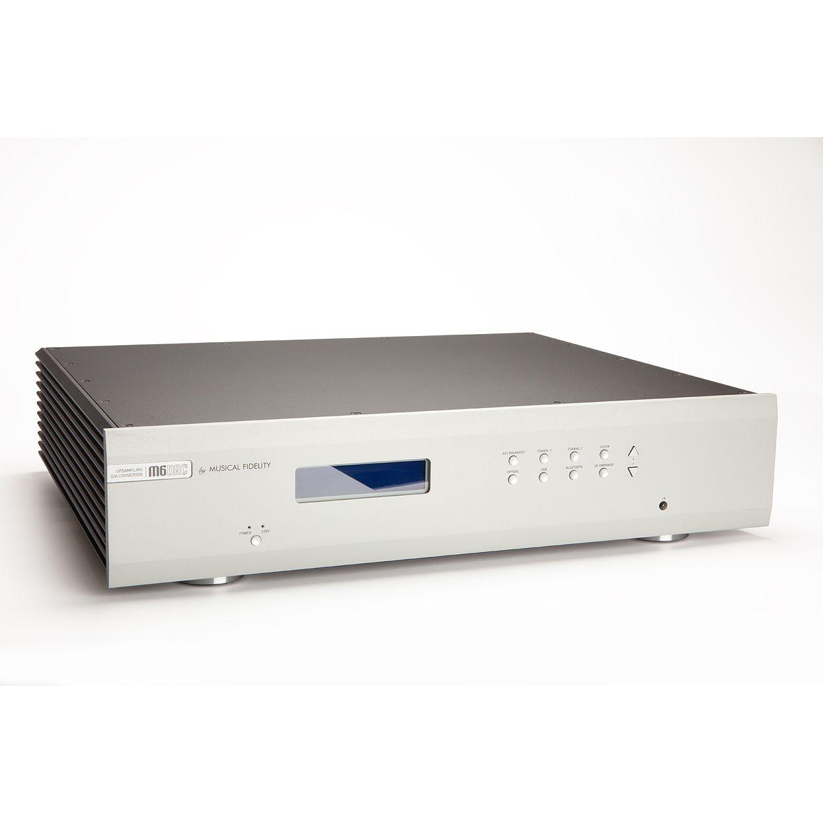 Musical Fidelity M6 DAC Asynchronous USB / aptX Digital to ...
