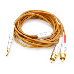 Pulse D-Fi Headphone / RCA Cable | Vertere Acoustics