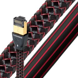 Cinnamon RJ/E Ethernet Digital Audio Cable | AudioQuest