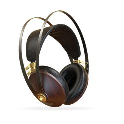 Meze Audio 99 Classics | Walnut & Gold