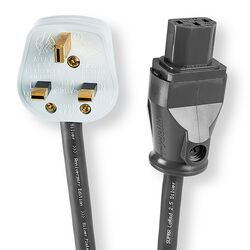 LoRad 3X2.5 MK2 SPC Shielded Terminated Mains Cable | Supra Cables