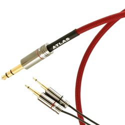Zeno 1:2 Custom Replacement Headphone Cable   Atlas Cables