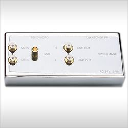 Benz Micro Lukaschek PP1 Moving Coil Transformer | Audio Sanctuary