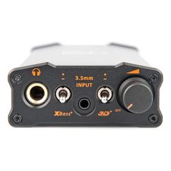 Micro iDSD Black Label Desktop DAC / Headphone Amp | iFi Audio