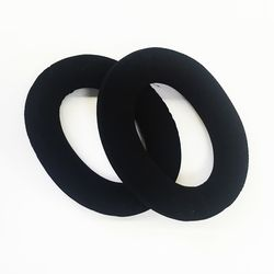 Replacement Luxury Black Earpads 572280 | Sennheiser