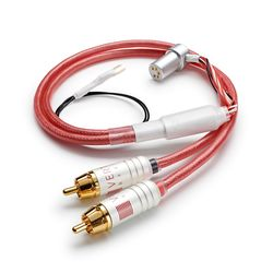 Redline Analogue Tonearm Cable | Vertere Acoustics
