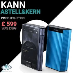 KANN Portable Digital Audio Player | Astell & Kern