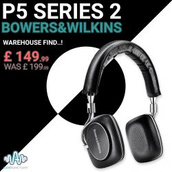 P5 Series 2 Headphones | Bowers & Wilkins