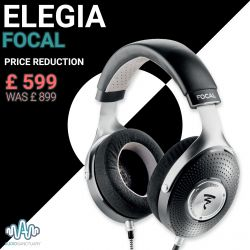 Elegia Closed-Back, Over-Ear Headphones | Focal
