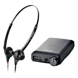 SRM-002 In-Ear Electrostatic Earspeaker System | STAX Audio