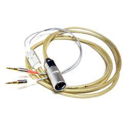 Pulse-HB Hand-Built Headphone Cable (Double Unbalanced Version) | Vertere Acoustics