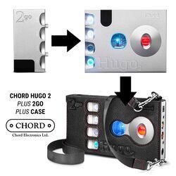 Chord Streaming Bundle: Hugo 2 + 2go + Premium Case | Chord Electronics