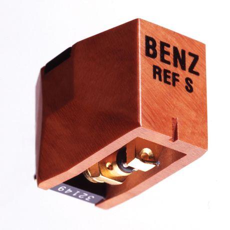 Benz Micro Ref S   Audio Sanctuary