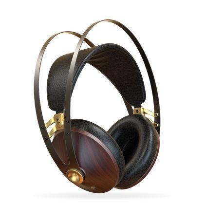 Meze Audio 99 Classics | Walnut & Gold