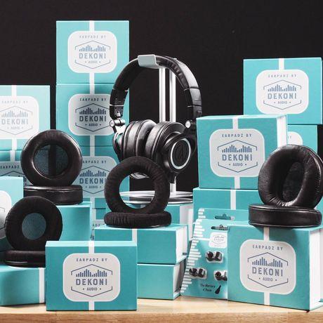 Dekoni Audio   Premium Platinum Series Replacement Earpads