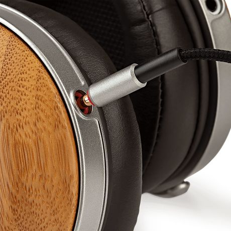 Denon | AH-D9200 Bamboo Over-Ear Headphones