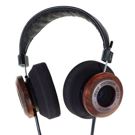Grado GS3000e Statement Headphones | Audio Sanctuary