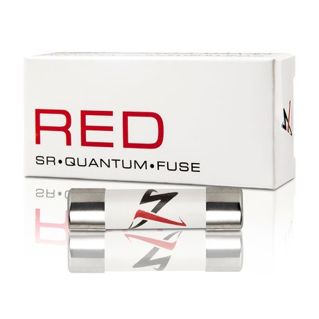 Synergistic Research | SR20 RED Quantum Audio-Grade Fuses