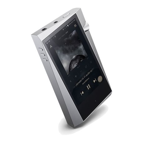 A&norma SR25 Portable Music Player | Astell&Kern