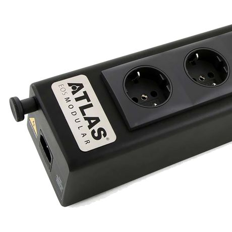Eos Modular 4.0 Mains Power Distribution Block (EU Schuko) | Atlas Cables