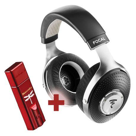 Focal Elegia + FREE Dragonfly Red USB DAC | Audio Sanctuary