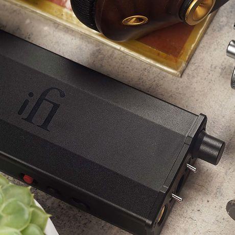 Micro iDSD Black Label Desktop DAC / Headphone Amp | iFi Audio