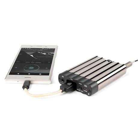 xDSD Portable DAC / Headphone Amplifier | iFi Audio