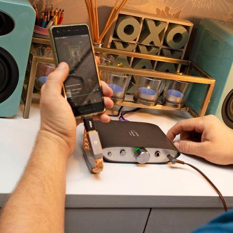 ZEN DAC Compact DAC / Headphone Amplifier   iFi Audio