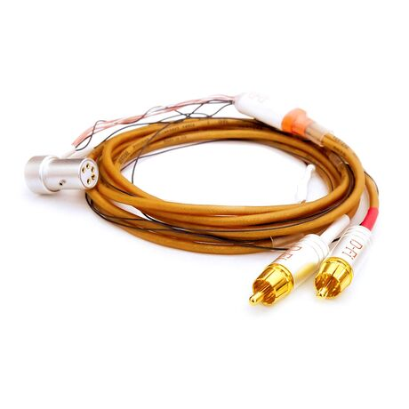 Pulse D-Fi Analogue Tonearm Cables | Vertere Acoustics
