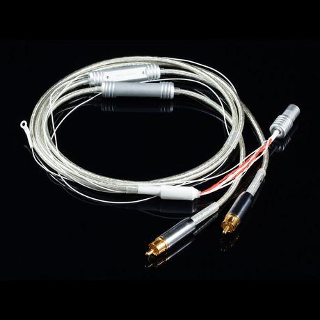 Pulse-R Reference Tonearm Cables | Vertere Acoustics