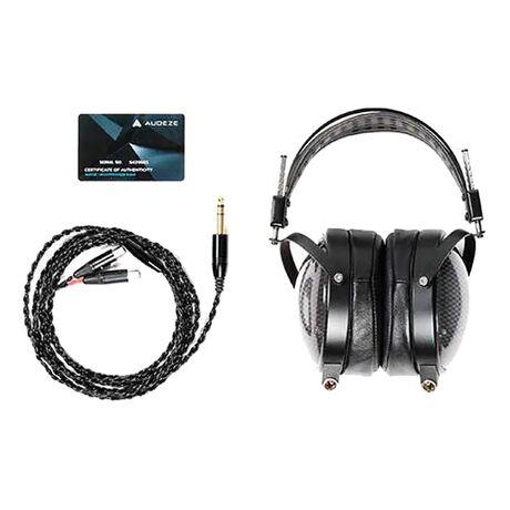 LCD-XC Planar Magnetic Over-Ear Headphones Creators Package | Audeze