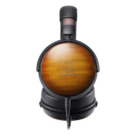 ATH-WP900 Portable Over-Ear Wooden Headphones | Audio-Technica