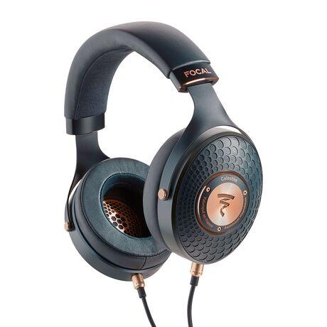 Celestee High-End Over-Ear, Closed-Back Headphones | Focal