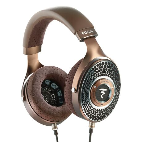 Clear MG Open-Back, Over-Ear Headphones | Focal