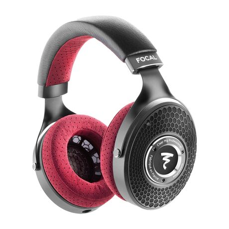 Clear MG Professional Over-Ear, Open-Back Headphones | Focal
