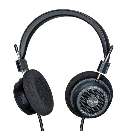 SR125x Prestige Series Dynamic Headphones | Grado Labs