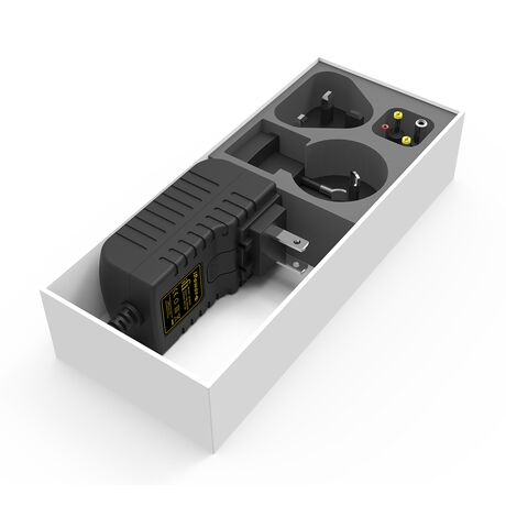 iPower Low-Noise DC Power Supply, with International Adaptors   iFi Audio