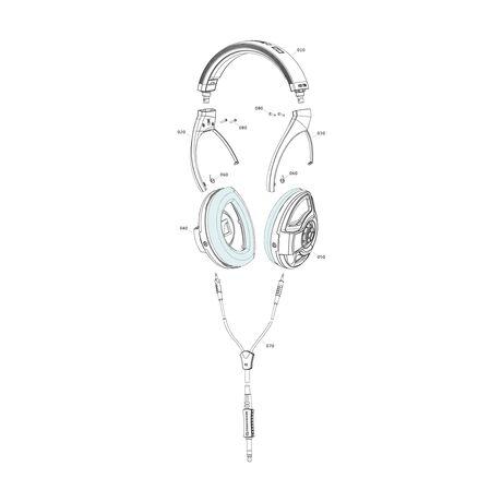 Official HD700 Replacement Ear Pads (Pair) | Sennheiser
