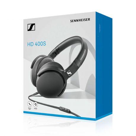 HD 400S Over-Ear Dynamic Headphones | Sennheiser