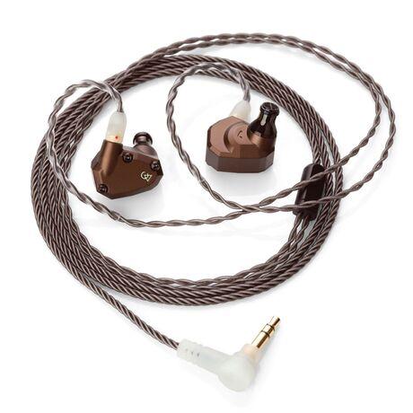 Holocene Triple Balanced Armature Driver IEM Earphones | Campfire Audio